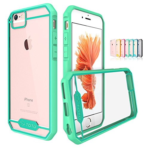 iPhone TOTU Scratch Crystal Protective