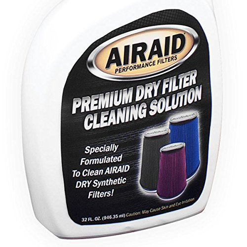 AIRAID 790-558 Dry Air Filter Cleaning Solution - 24 oz.