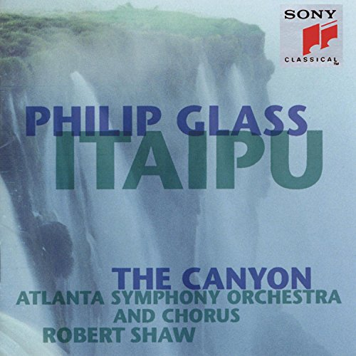 Glass: Itaipu; The Canyon - Atlanta Glass Store