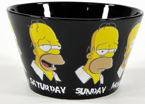 Daily Homer The Simpsons M/üslischale Unitedlabels 0199416
