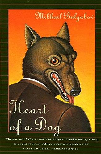 Heart Of A Dog By Bulgakov Mikhail