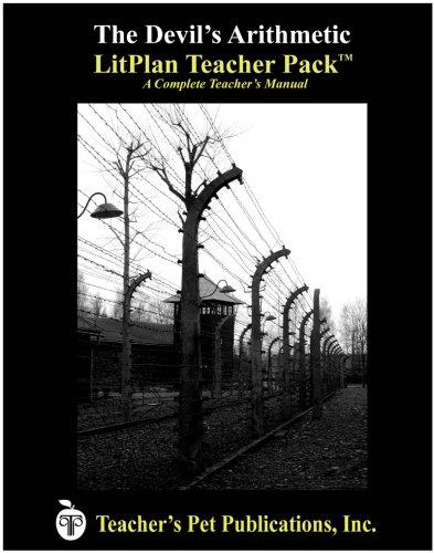 The Devil's Arithmetic LitPlan Teacher Pack (Print Copy)