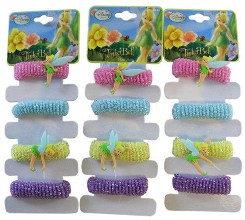 Disney Tinker Bell Hair Band - 12pcs Pack