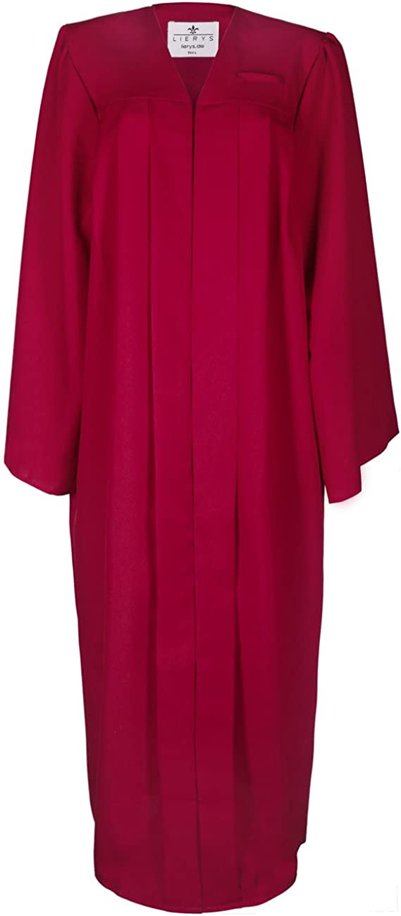 Amazon.com: Lierys Graduation Gown Mujer |: Clothing