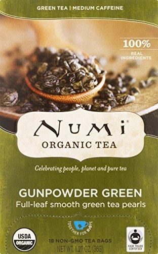 Numi Organic Tea Gunpowder non GMO product image