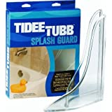 Tub And Shower Splash Guard - 1 Each