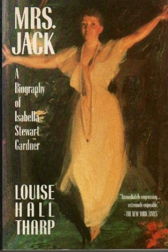 Mrs. Jack by Louise Hall Tharp