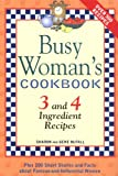 Busy Womans Cookbook, Mcfall Staff, 1930170025