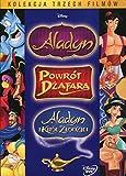 Aladdin / Return of Jafar / Alladin and The Prince Of Thieves (BOX) [3DVD] (English audio. English subtitles)