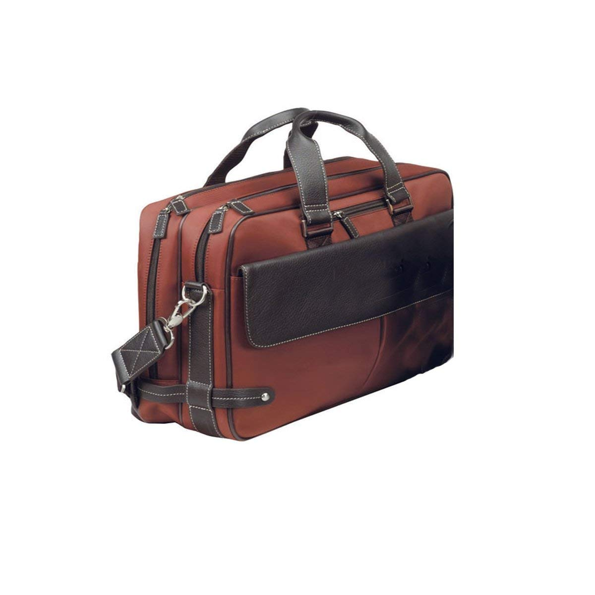 Goodhope Bags 6749 The Trans Continental Computer Brief Color Rust