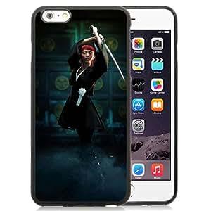 Yukio In The Wolverine Durable High Quality iPhone 6 Plus 5.5 TPU Phone Case