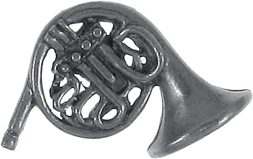 Jim Clift Design French cheap Japan Maker New Horn Pin Lapel