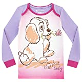 Disney Girls' Lady and The Tramp Pajamas Size 6