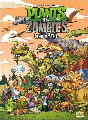 Plants Zombies, Dino