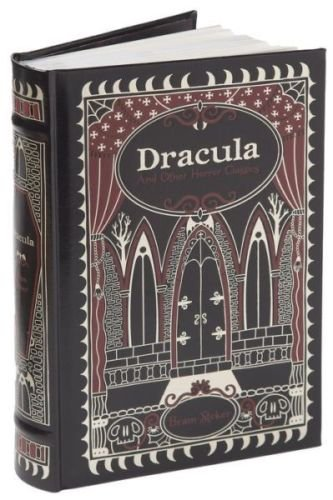 Dracula and Other Horror Classics by Bram Stoker 2013 Illustrated LeatherBound Sealed