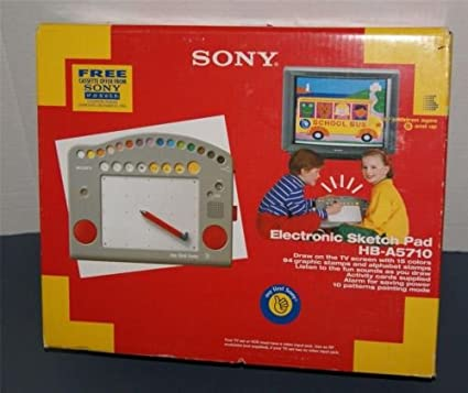 Sony HB-A5710 My First Sony