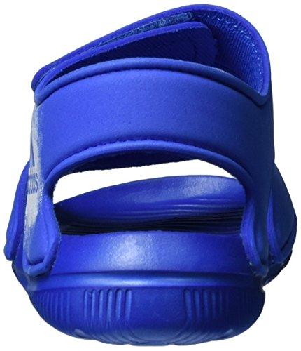 adidas Ba9289, Chanclas Unisex Niños Varios colores (Azul /         Ftwbla /         Ftwbla)