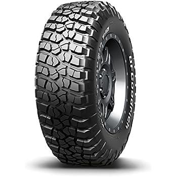 BFGoodrich Mud-Terrain T/A KM2 All-Terrain Radial Tire - LT285/70R17/D 121Q