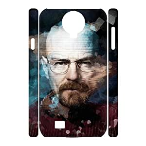 YYCASE Cell phone case Breaking bad Hard 3D Case For Samsung Galaxy S4 i9500