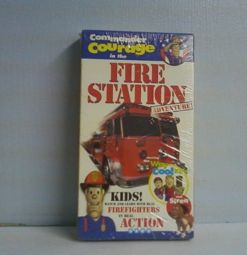 - Commander Courage in the Fire Station Adventure