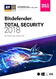 Software : Bitdefender Total Security 2018 | Download [PC/Mac Online Code]
