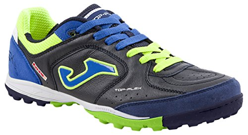 Joma Unisex Adults' Top Flex Futsal Shoes Blue (Navy) kqbhOh