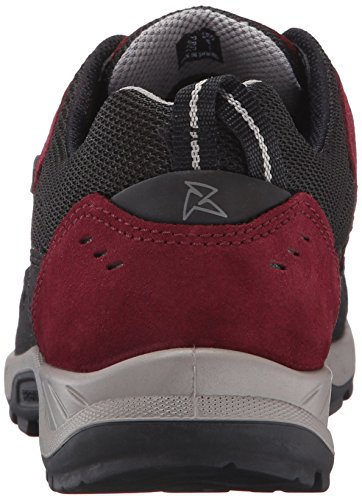 Schwarz BLACK51052 Outdoor Yura Femme Morillo59227 Multisport Rouge Chaussures Ecco Black g6wOBW