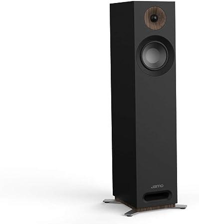 Jamo S 805 B PAR 160W - Altavoces (2.0 Canales, Alámbrico, 160 W, 49-26000 Hz, 8 Ω) Negro