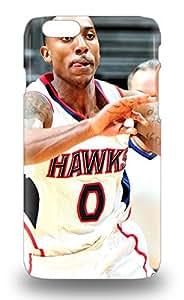 Iphone 6 Cover 3D PC Soft Case Eco Friendly Packaging NBA Atlanta Hawks Jeff Teague #0 ( Custom Picture iPhone 6, iPhone 6 PLUS, iPhone 5, iPhone 5S, iPhone 5C, iPhone 4, iPhone 4S,Galaxy S6,Galaxy S5,Galaxy S4,Galaxy S3,Note 3,iPad Mini-Mini 2,iPad Air )