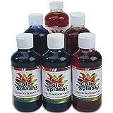 S&S Worldwide 8-oz. Color Splash! Liquid Watercolor Paint (set of 6)