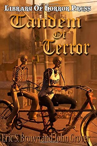 book cover of Tandem of Terror
