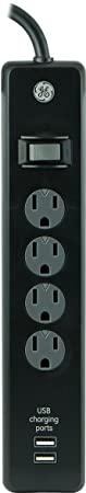 Review GE 13478 Surge Protector,