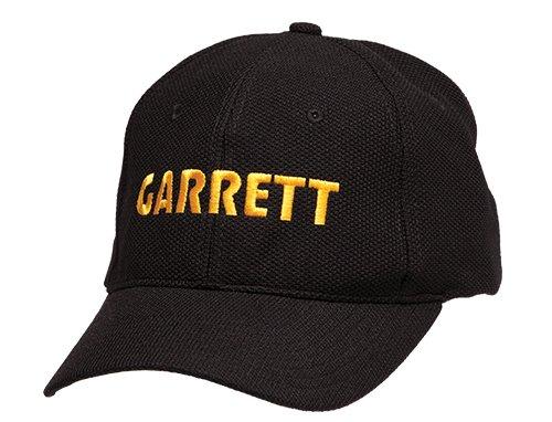 Garrett Metal Detectors Black Baseball Cap