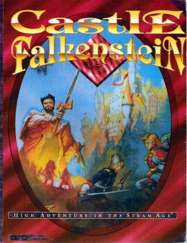 Castle Falkenstein: High Adventure in the Steam Age