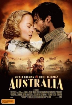 AUSTRALIA MOVIE (Australia Dvd)