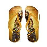 CafePress Egyptian Goddess ISIS - Flip Flops, Funny Thong Sandals, Beach Sandals