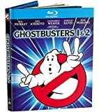 Ghostbusters / Ghostbusters II (Mastered in 4K) [Blu-ray + UltraViolet] (Bilingual)