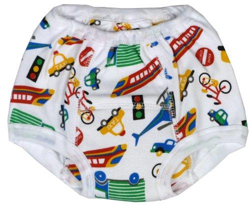 Transportation Training Pants Size XL (Training Potty Scotty)