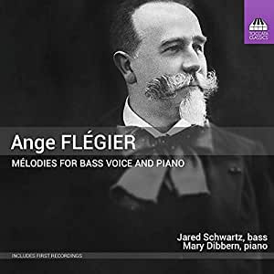 Flégier: Melodies for Bass Voice and Piano