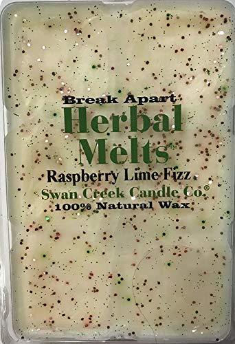 Swan Creek Raspberry Lime Fizz Herbal Drizzle Melt