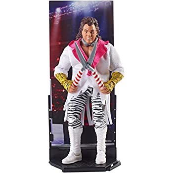 WWE Elite Collection Brutus Beefcake Action Series 49 Figure
