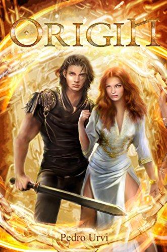 Origin (The Secret of the Golden Gods, Book 1): A Dystopian Action Adventure