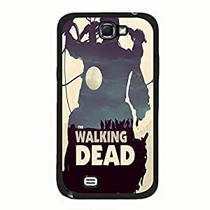 Creative Riding Motorbike Horro TV Show The Walking Dead Phone Case Cover for Samsung Galaxy Note 2 N7100 Walks Stylish