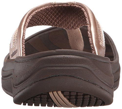 New Balance Women's Revive Thong Sandal Rose Gold