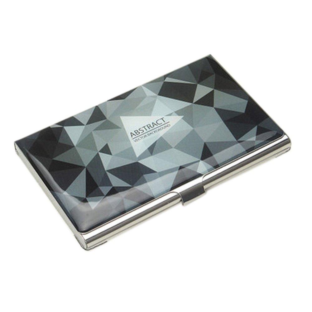 Hommes Portefeuilles en cuir Extra Capacity Slimfold Vertical Wallet Cartes Bleu Blancho Bedding Accessoires