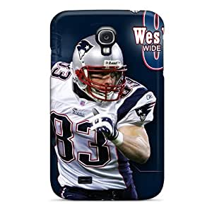 Awesome Case Cover/Galaxy S4 Defender Case Cover(new England Patriots)