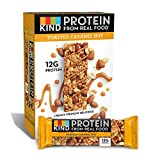 KIND Protein Bars, Toasted Caramel Nut, Gluten Free, 12g Protein,1.76oz, 12 count Review