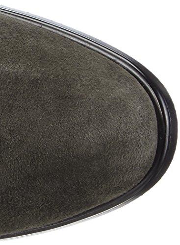 Black D 1 JY1514 de Giudecca Botas Grey para Gris Cuero Mujer Grau zTUqPxw