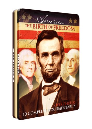 (America: The Birth of Freedom - Collectible Tin)