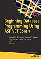 Beginning Database Programming Using ASP.NET Core 3 Front Cover